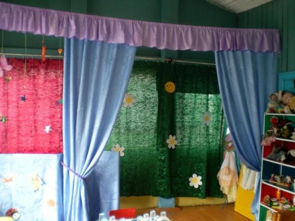 Оформление летних веранд в детском саду своими руками